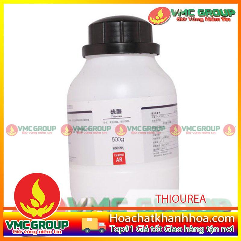 thiourea-h2ncsnh2-hckh